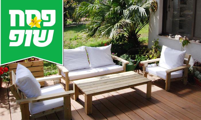 2 פינת ישיבה לגינה