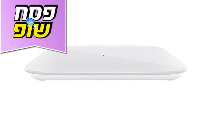 4 משקל אדם חכם דור 2, דגם Xiaomi Mi Smart Scale