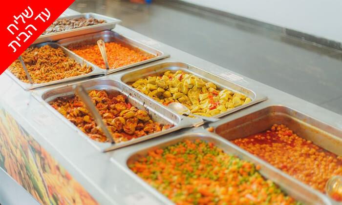 3 ארוחת חג כשרה לליל הסדר - משלוח חינם מאולמי אגמים, באר שבע