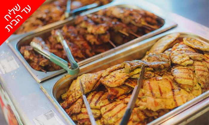4 ארוחת חג כשרה לליל הסדר - משלוח חינם מאולמי אגמים, באר שבע
