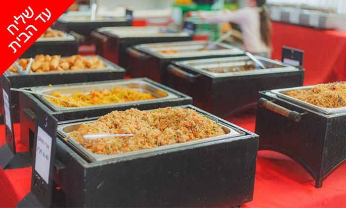 5 ארוחת חג כשרה לליל הסדר - משלוח חינם מאולמי אגמים, באר שבע