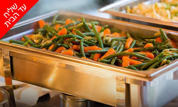 9 ארוחת חג כשרה לליל הסדר - משלוח חינם מאולמי אגמים, באר שבע
