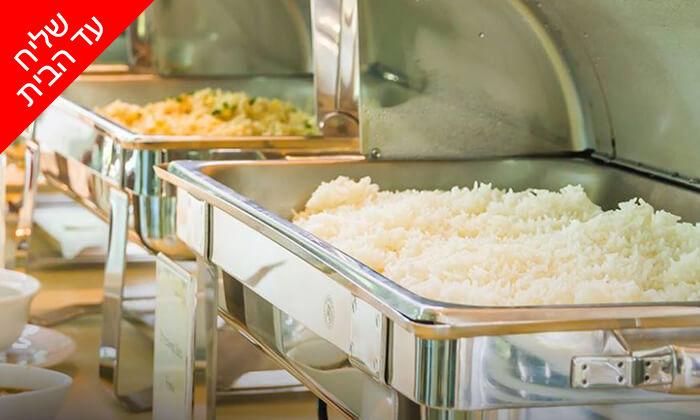 11 ארוחת חג כשרה לליל הסדר - משלוח חינם מאולמי אגמים, באר שבע