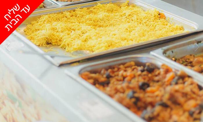 13 ארוחת חג כשרה לליל הסדר - משלוח חינם מאולמי אגמים, באר שבע