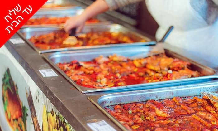 14 ארוחת חג כשרה לליל הסדר - משלוח חינם מאולמי אגמים, באר שבע