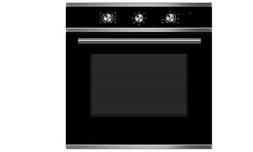 תנור קריסטל מובנה בנפח 65 ליטר