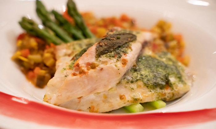 3 שף דיויד לוי מבשל לכם לשישי בערב - ארוחה חגיגית ומשלוח עד הבית