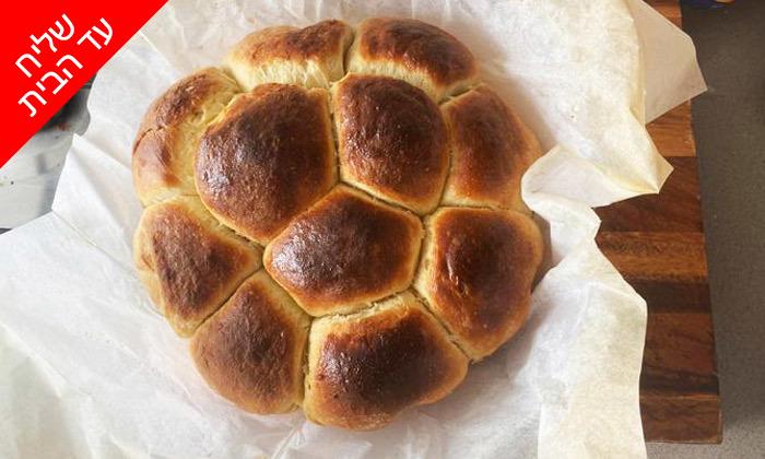 16 מארז מאפים וממרחי שף במשלוח חינם מקייטרינג 'המשתה'