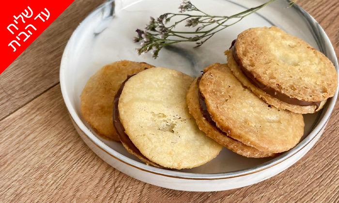 15 מארז מאפים וממרחי שף במשלוח חינם מקייטרינג 'המשתה'