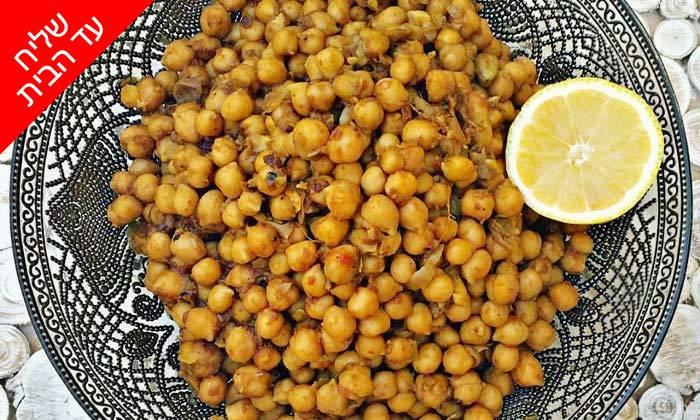 6 ארוחת טעימות הודית במשלוח חינם מ-NOOLA