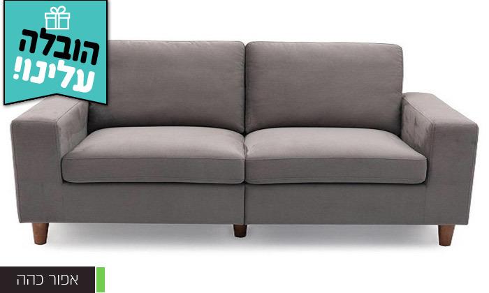 3 ספה תלת מושבית דגם וינה - משלוח חינם!