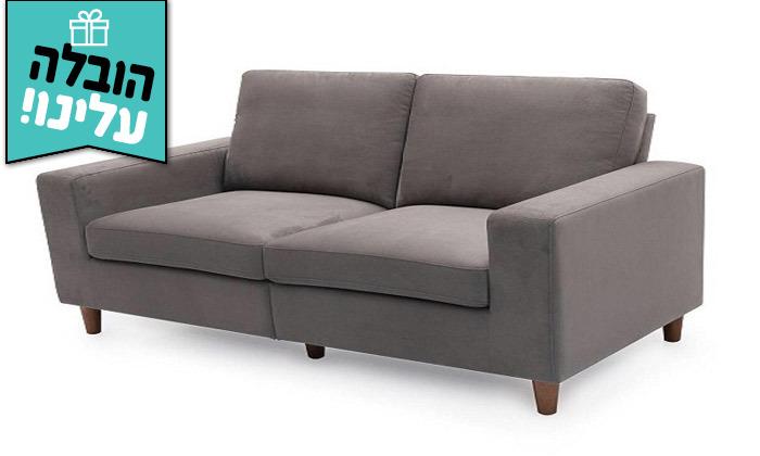 6 ספה תלת מושבית דגם וינה - משלוח חינם!