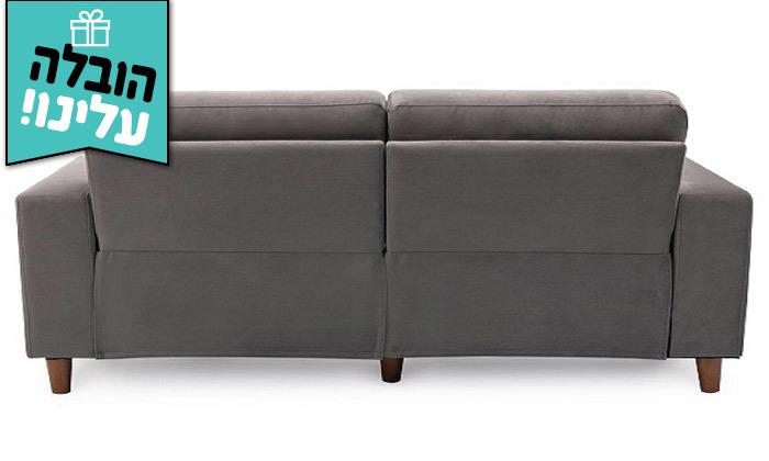 5 ספה תלת מושבית דגם וינה - משלוח חינם!