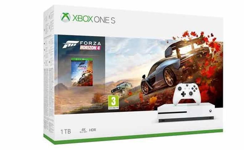 קונסולת Xbox One S ומשחק