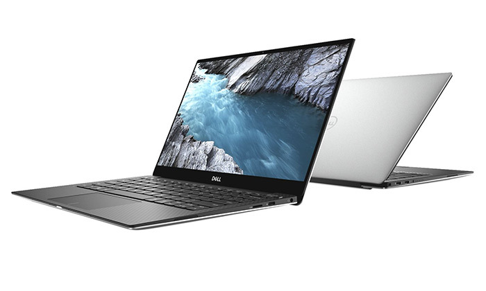 4 מחשב נייד Dell XPS עם מסך מגע 13 אינץ' ברזולוציה 4K