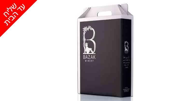 6 מארז 6 יינות כשרים מ-Bazak Winery