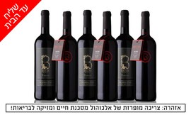 6 יינות Bazak Winery במשלוח