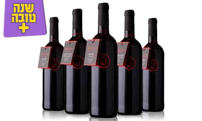8 מארז יינות כשרים מ-Bazak Winery