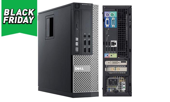 3 מחשב נייח DELL/HP עם מעבד i5