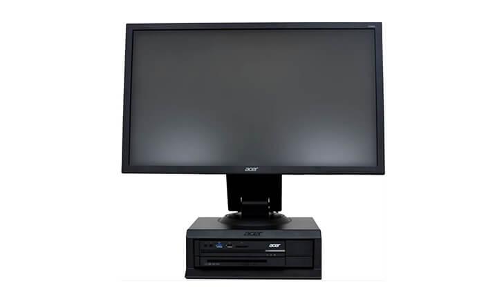 5 מחשב נייח AIO ACER כולל מסך 21.5 אינץ' - משלוח חינם