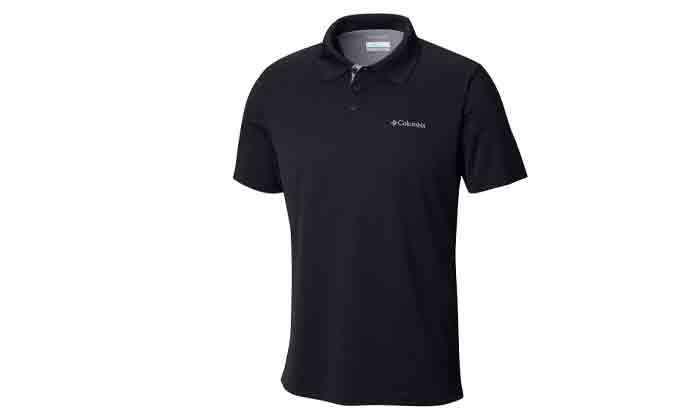 3 חולצת פולו לגברים Columbia