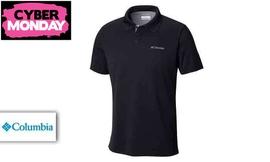 חולצת פולו לגברים Columbia