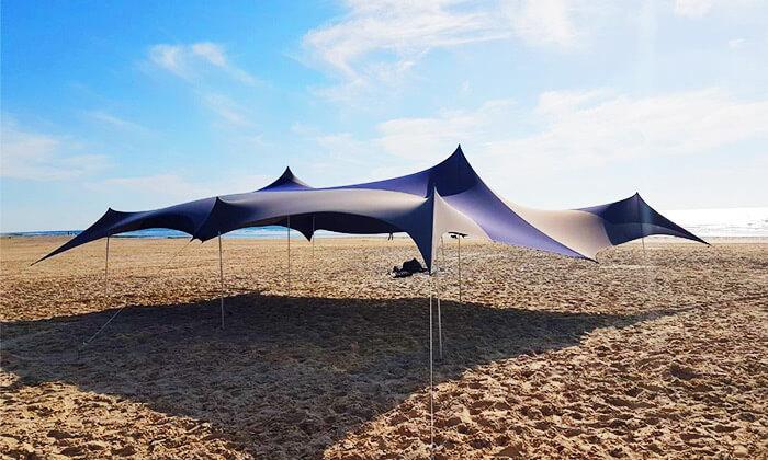 2 EventShade אוהל ענק לאירועים מבית טרנקילו