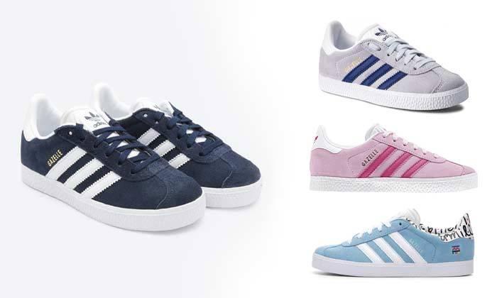 2 נעליים לילדים אדידס adidas