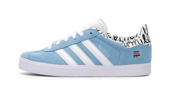 7 נעליים לילדים אדידס adidas