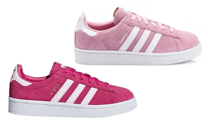 2 נעליים לילדות אדידס adidas