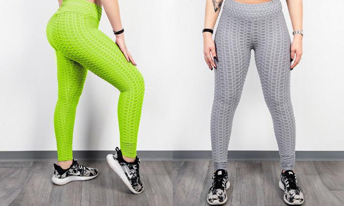3 מכנסי טייץ ספורט לנשים IP-UNIQUE