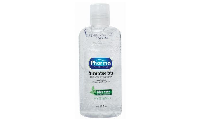 3 מארז 10 בקבוקי אלכוג'ל Pharma Care