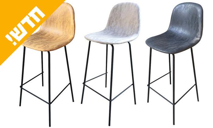 2 סט 4 כיסאות בר