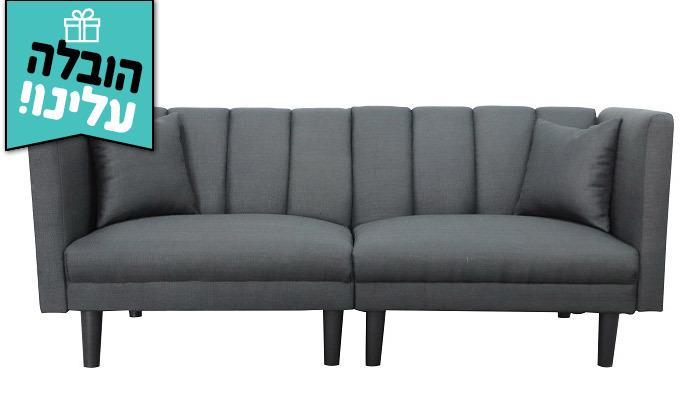 4 ספה נפתחת למיטה GAROX דגם סידני -משלוח חינם