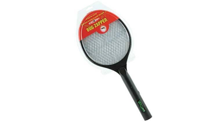 2 קטלן יתושים מחבט ECO EURO