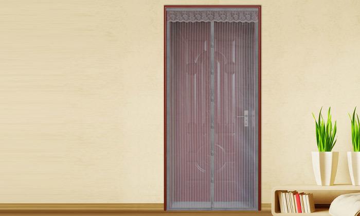 2 רשת נגד יתושים לדלת