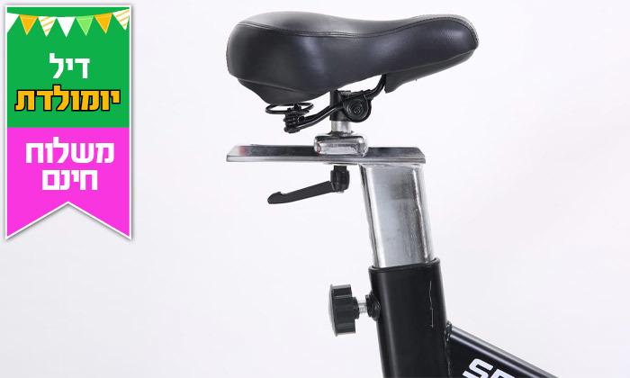19 אופני ספינינג American Sports - משלוח חינם