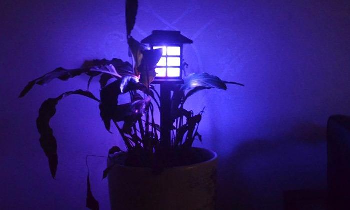 7 מנורות תאורה סולארית לגינה ולמרפסת