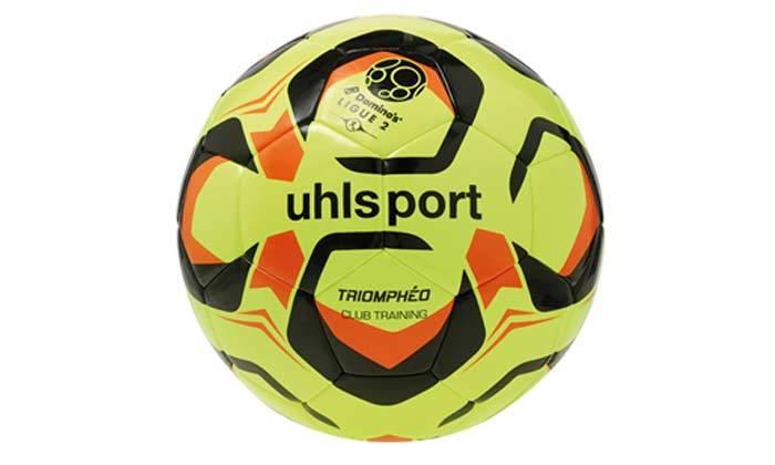 2 כדור לאימון כדורגל מקצועי Uhlsport