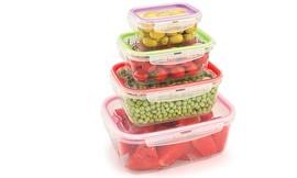 מארזי קופסאות לאחסון מזון Sect