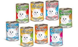 48 קופסאות שימורי simba לחתול