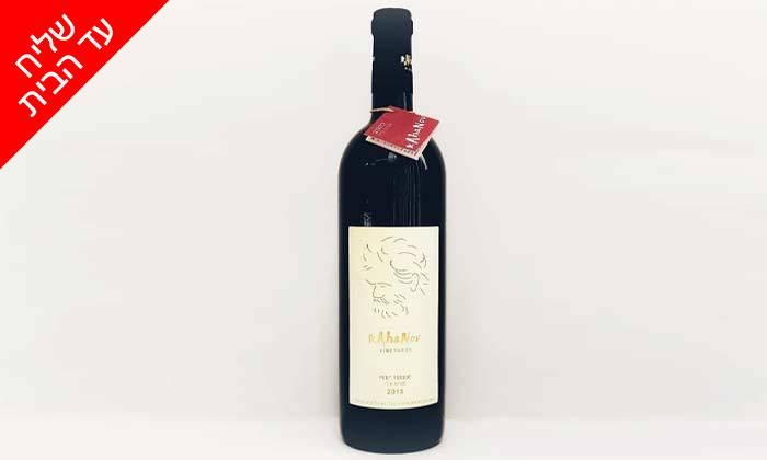 7 מארז יינות במשלוח חינם מיקב כהנוב, גדרה