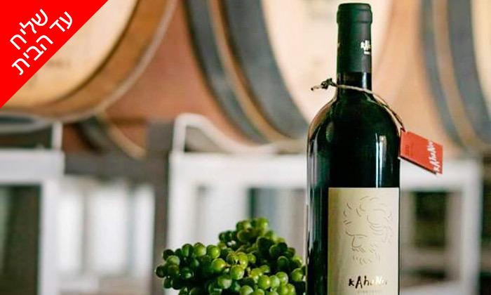 10 מארז יינות במשלוח חינם מיקב כהנוב, גדרה