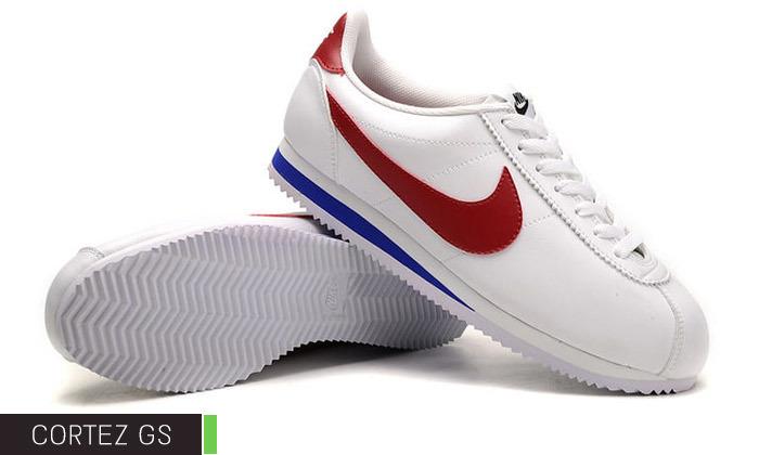 4 נעלי סניקרס Nike Classic Cortez לנשים