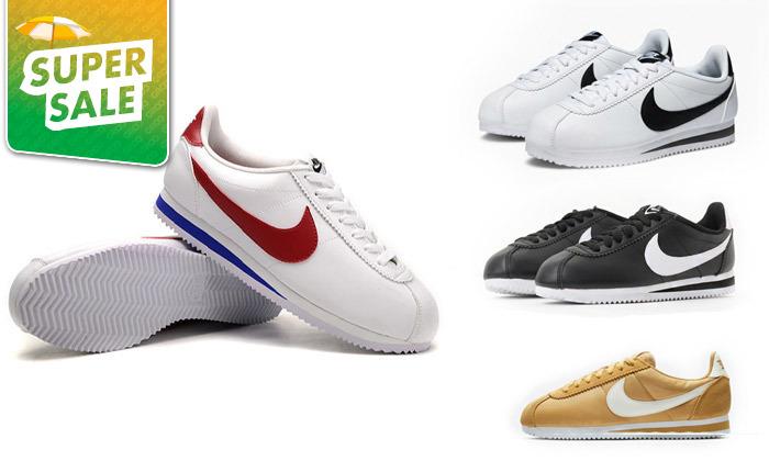2 נעלי סניקרס Nike Classic Cortez לנשים