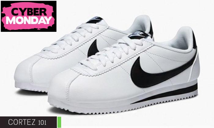 6 נעלי סניקרס Nike Classic Cortez לנשים