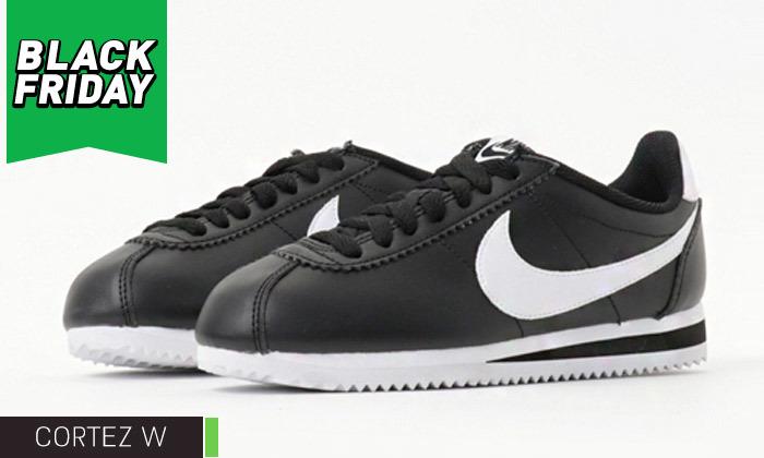 5 נעלי סניקרס Nike Classic Cortez לנשים