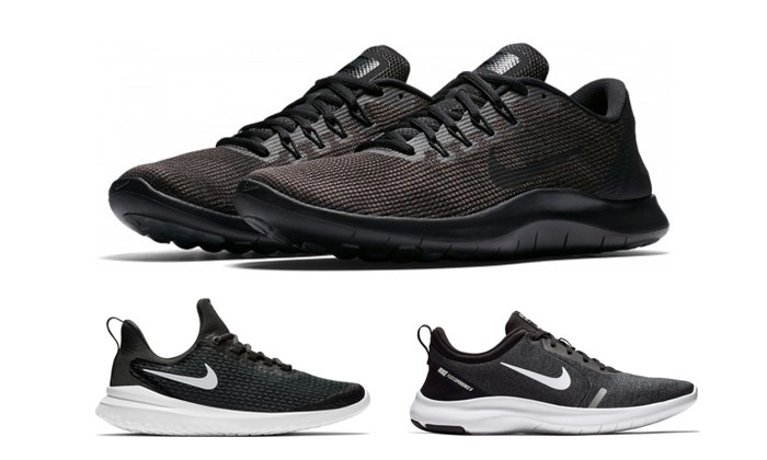2 נעלי ספורט וריצה לגברים נייק Nike