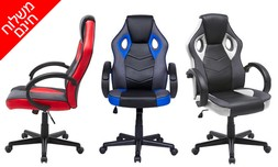 כיסא גיימרים אורתופדי R6