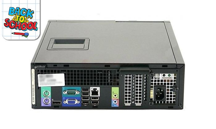 4 מחשב נייח HP/DELL עם מעבד i7
